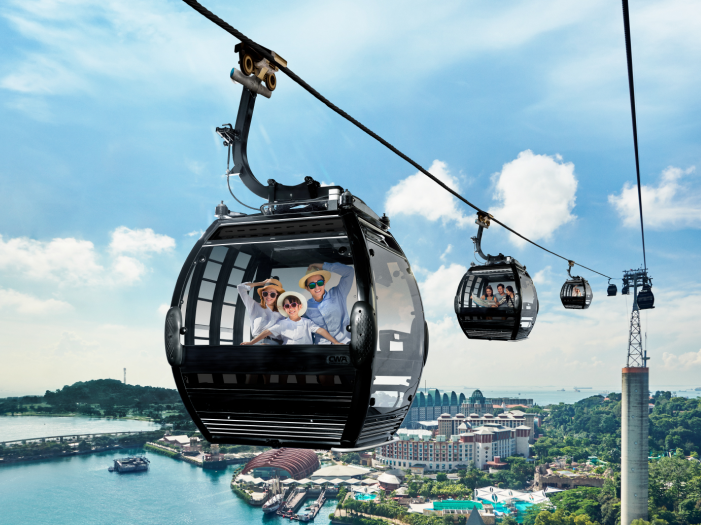 Member's Exclusive – 35% OFF* Cable Car Sky Pass