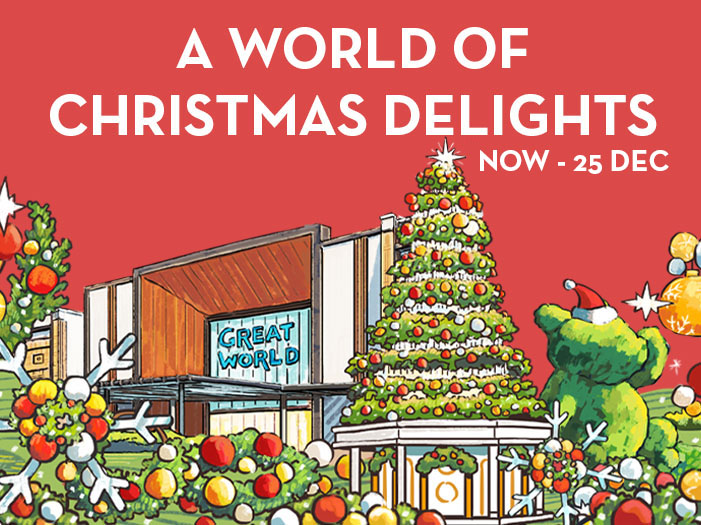A World of Christmas Delights