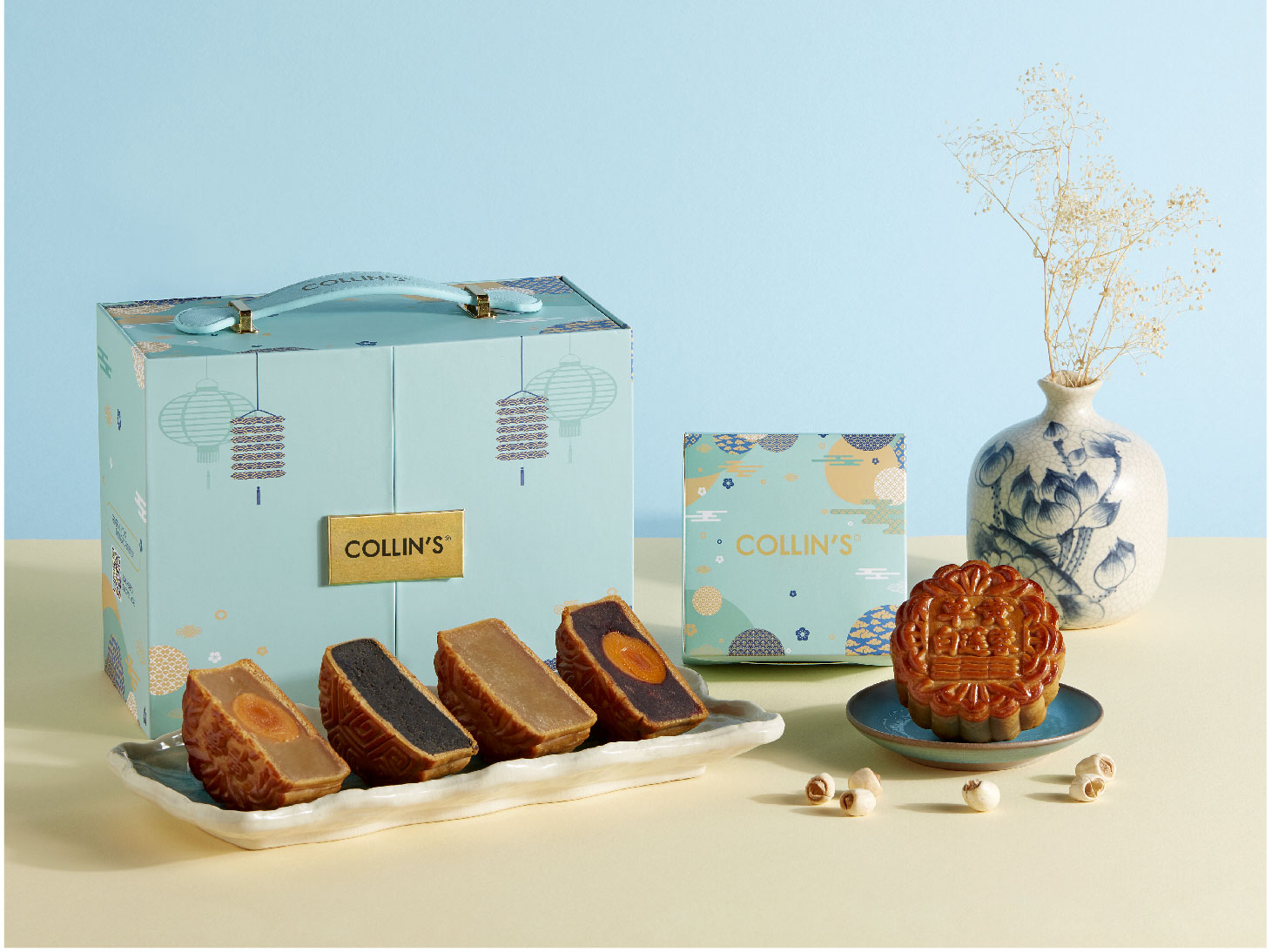 COLLIN'S® Baked Mooncakes