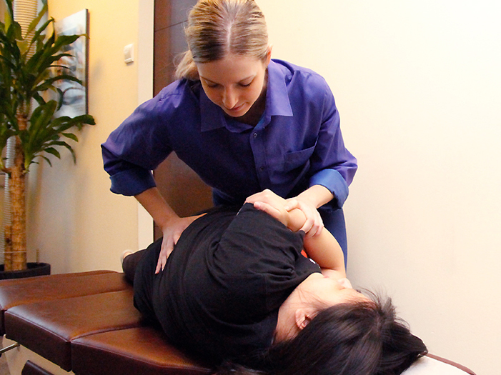 $75* for 2 Pax at Chiropractic First