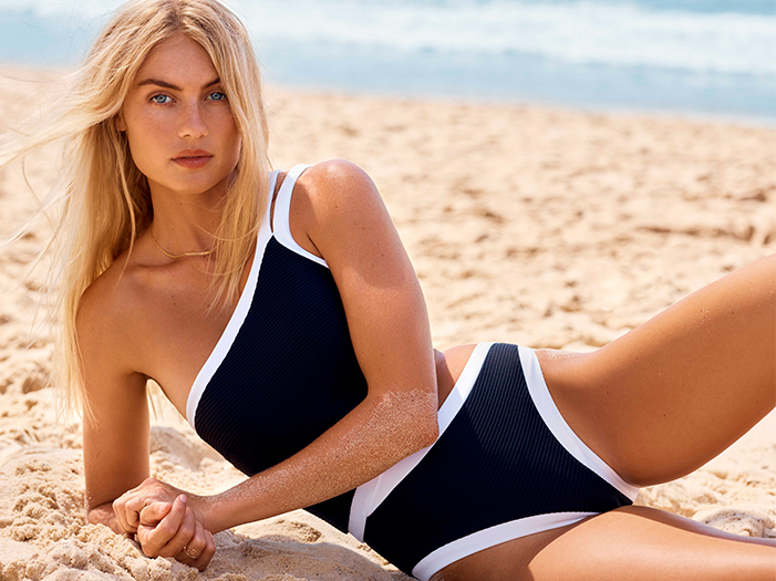 Seafolly's New Collection: Retro Riviera